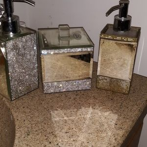 Other - Bathroom  soap and lotion pump. Come with eveythin